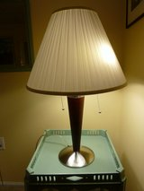 Twin end table lamps. in New Lenox, Illinois