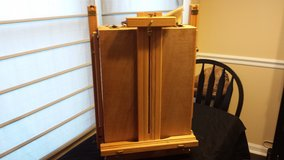 Painting easel in Fort Campbell, Kentucky