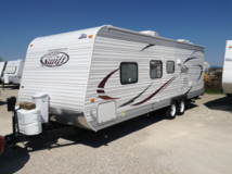 2014 Jayco 264BH Jay Flight Swift Trailer in Chicago, Illinois