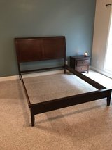 Queen Bed frame for sale in Hinesville, Georgia