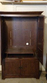 Tv armoire in Fort Lewis, Washington
