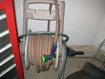 hose reel and rubber hose in Aurora, Illinois