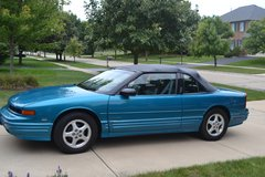 Exceptional 94 Olds Cutlass Convertible - Fully Loaded in Lockport, Illinois