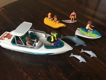 Playmobil Dolphine Cruise and Surfer set in Warner Robins, Georgia