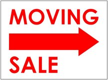 2 family moving sale in Clarksville, Tennessee