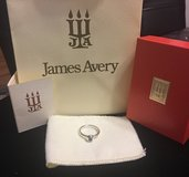 James Avery Remembrance Ring - Size 5 BLUE stone in Baytown, Texas