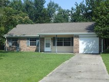 Great ranch in town in Camp Lejeune, North Carolina