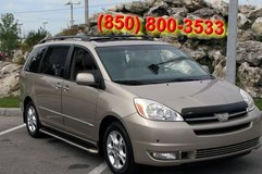 2005 Toyota Sienna XLE clean title in Tampa, Florida