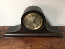 "Vintage ""New Haven"" mantel clock in Naperville, Illinois"