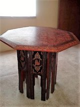 VINTAGE ASIAN TABLE - MADE IN THAILAND in Camp Lejeune, North Carolina