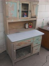 Sellers Hoosier Kitchen Hutch in Alamogordo, New Mexico