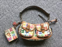 Dooney & Bourke Purse with wallet (for cards,coins, money) in Westmont, Illinois
