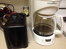 Proctor Silex Coffee Maker and Toaster Set in Okinawa, Japan