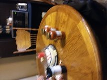 Table And 4 Chairs w/ remove able leaf in Clarksville, Tennessee