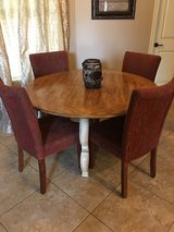 Hooker furniture -dining table and 4 chairs in The Woodlands, Texas