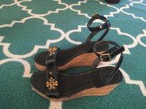 Womens Tory Burch Wedges Size 8.5 in Fort Rucker, Alabama