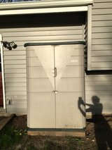 4x2 Rubbermaid Outdoor Shed in Lockport, Illinois