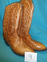 Men's Cowboy boots size 9.5 in Elgin, Illinois