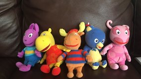 5 Backyardigans in Elgin, Illinois