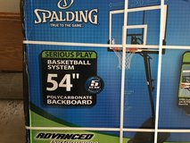 "New 54"" Basketball Hoop in Travis AFB, California"