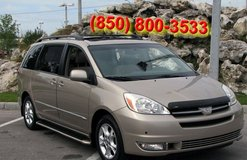 4x4 Toyota Sienna Clean title One Owner in bookoo, US