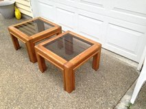 Oak living room tables in Fort Lewis, Washington