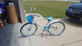 Women's bike in Fort Bragg, North Carolina