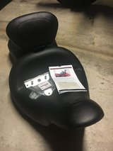 '11, '12, '13, '14, '15 Kawasaki Vaquero Mustang Seat w/Rider Backrest in Travis AFB, California
