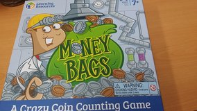Money bags game in Okinawa, Japan