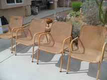 ^^^  Vintage Patio Chairs  ^^^ in 29 Palms, California