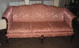 Chippendale Camelback Sofa in Camp Pendleton, California