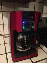Mr Coffee (Red) coffee maker in Travis AFB, California