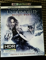 Underworld blu ray in Camp Pendleton, California