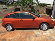2005 Ford Focus ZX3 - $1200 in Pearl Harbor, Hawaii