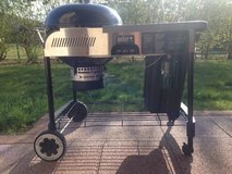 "WEBER 22"" KETTLE GRILL in Ramstein, Germany"