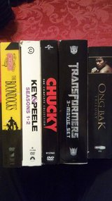 DVD MOVIES COMPLETE SETS in Yucca Valley, California