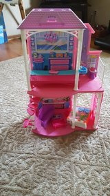 Barbie House in Elgin, Illinois