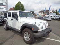 2012 Jeep Wrangler 4WD 4DR Sport Hardtop in Ramstein, Germany