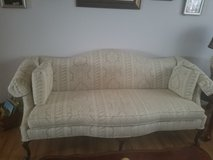 Formal Living Room Sofa and Chair in Elgin, Illinois