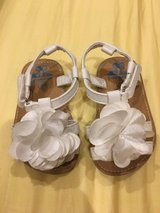 4.5 or 110 White sandals in Okinawa, Japan