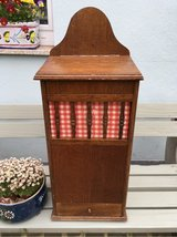 nice antique french baguette cabinet in Ramstein, Germany