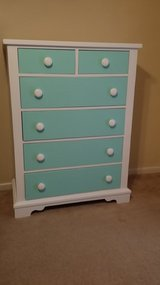 Teal Dresser in Hinesville, Georgia