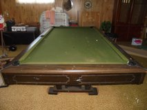 Gandy Pool table in Perry, Georgia