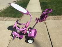 Little Tikes 3-in-1 Tricycle for Kids in Schaumburg in Elgin, Illinois