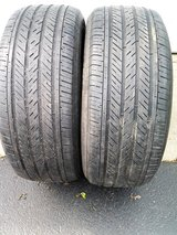 2 - Used 225/50R17 Michelin Tires in Westmont, Illinois