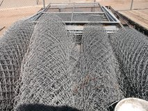 Chain Link Fence 6' in Alamogordo, New Mexico