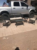 Patio wicker furniture in Alamogordo, New Mexico