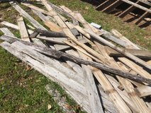 FREE you pick up ALL of it - Treated lumber - wood in Beaufort, South Carolina