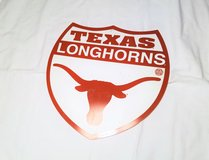 University of Texas UT Longhorns Fans Welcome NCAA Sign Cave Plaque Wall Sign in Houston, Texas
