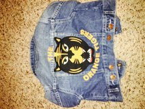 Toddler jean jacket in Travis AFB, California